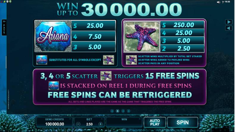 Araina Bonus