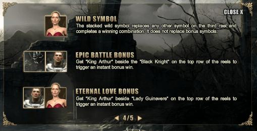 Forsaken Kingdom Symbols