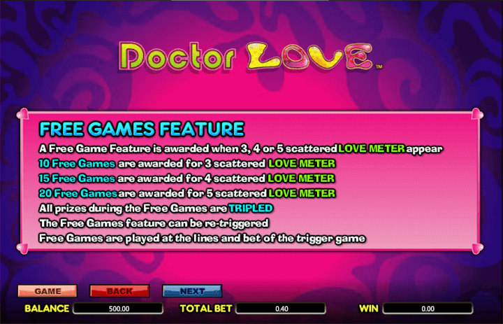Doctor Love Free Games width=