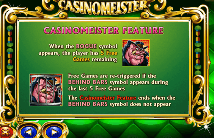 Casinomeister Features 2