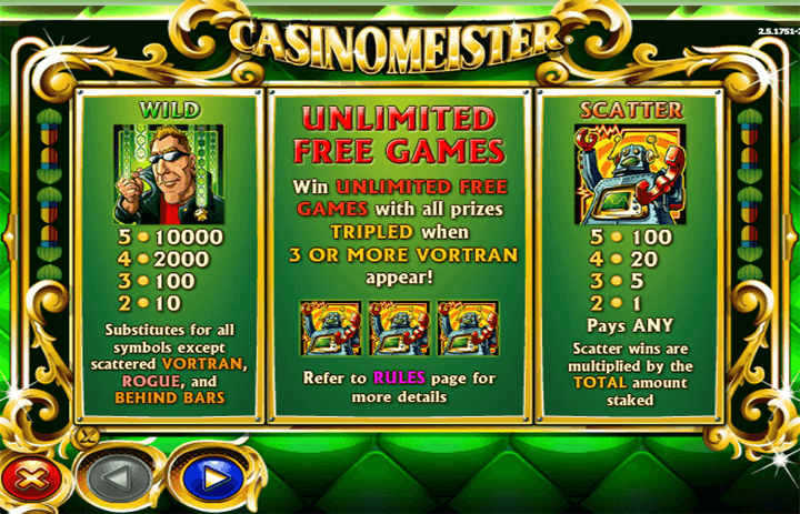 Casinomeister Features 3