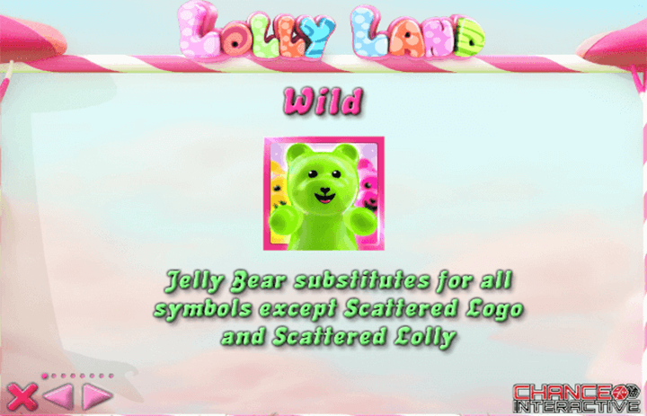 Lolly Land Wild