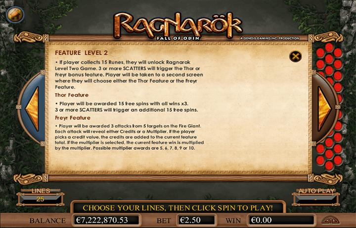 Ragnarok Features 2