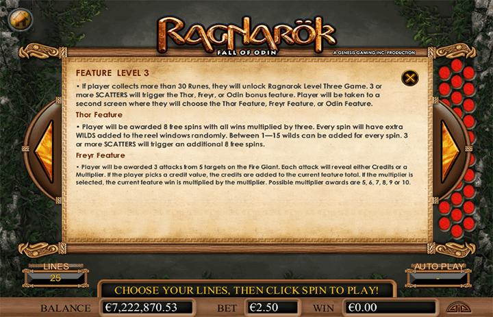 Ragnarok Features 4