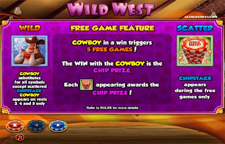Wild West Features