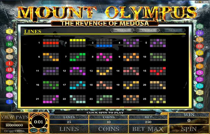 Mount Olympus 1