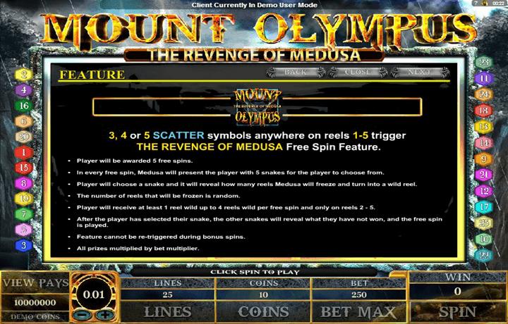 Mount Olympus 4