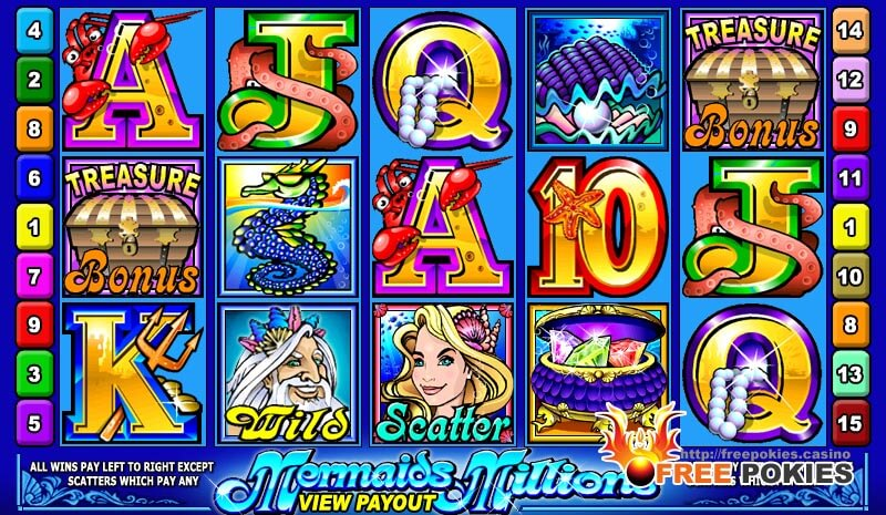 Image Mermaid Millions